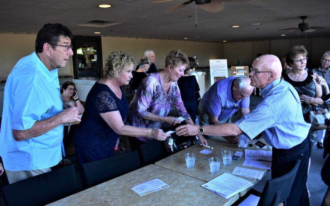Trilogy Library's Fundraiser Wine Social