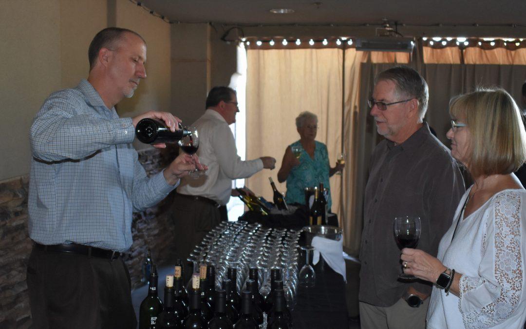 Wine Tasting Fundraiser – Fitness Center