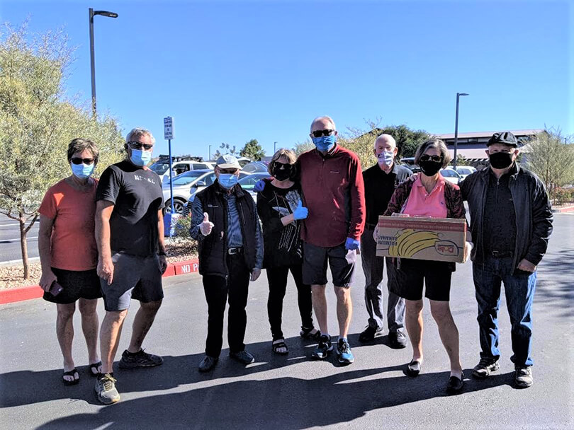 Thanksgiving Meals Delivered by TPR